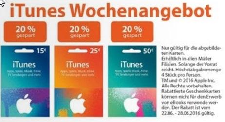 iTunes Müller