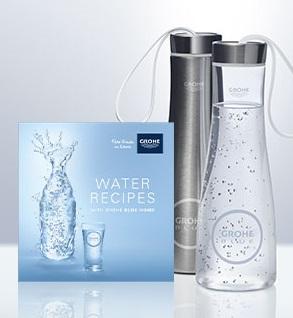 Grohe Wasserflasche kostenlos