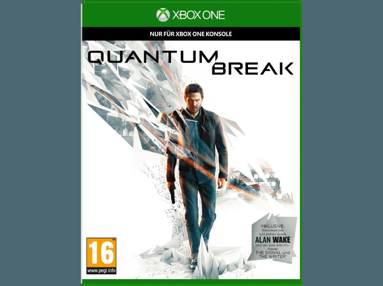 Quantum Break Xbox One Saturn