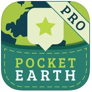 Pocket Earth iOS kostenlos iTunes