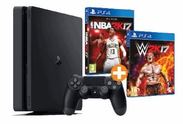 Sony Playstation 4 Bundle PS4 Saturn
