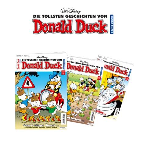 Donald Duck Probeabo