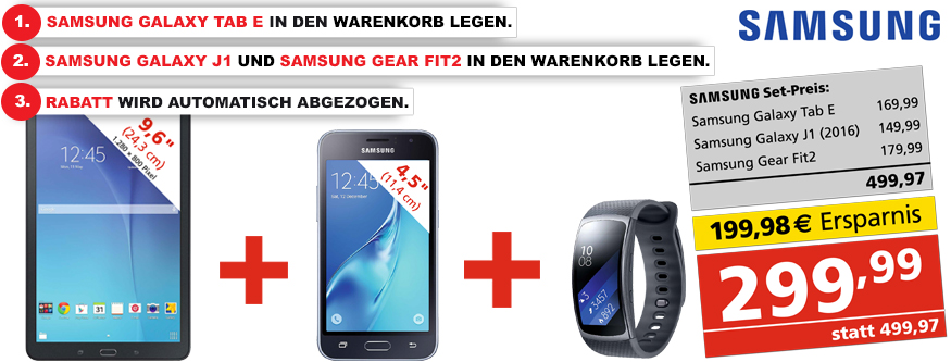 Samsung Set Pagro