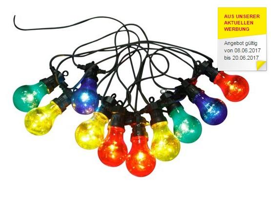 Möbelix Lichterkette