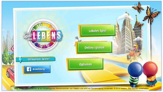 Das Spiel des Lebens Google Play Store Android