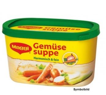 Maggi Gemüsesuppe probiermal.at