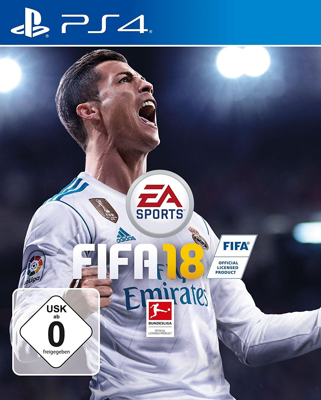 FIFA 18 PS4 amazon