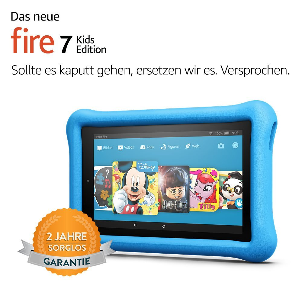 Fire 7 Tablet Kids Edition amazon