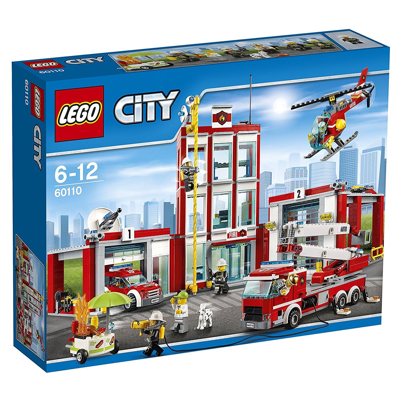 Lego City Feuerwehr amazon