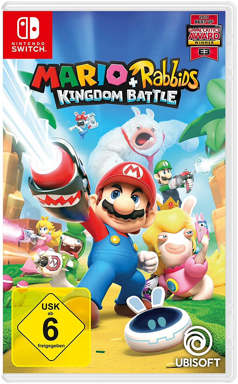 Mario & Rabbids Nintendo Switch amazon