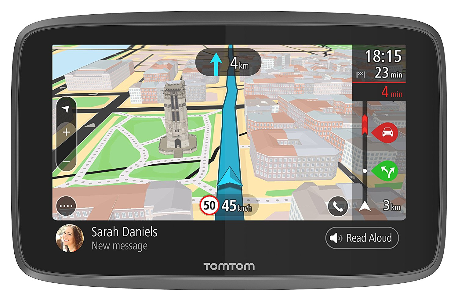 Navi TomTom amazon