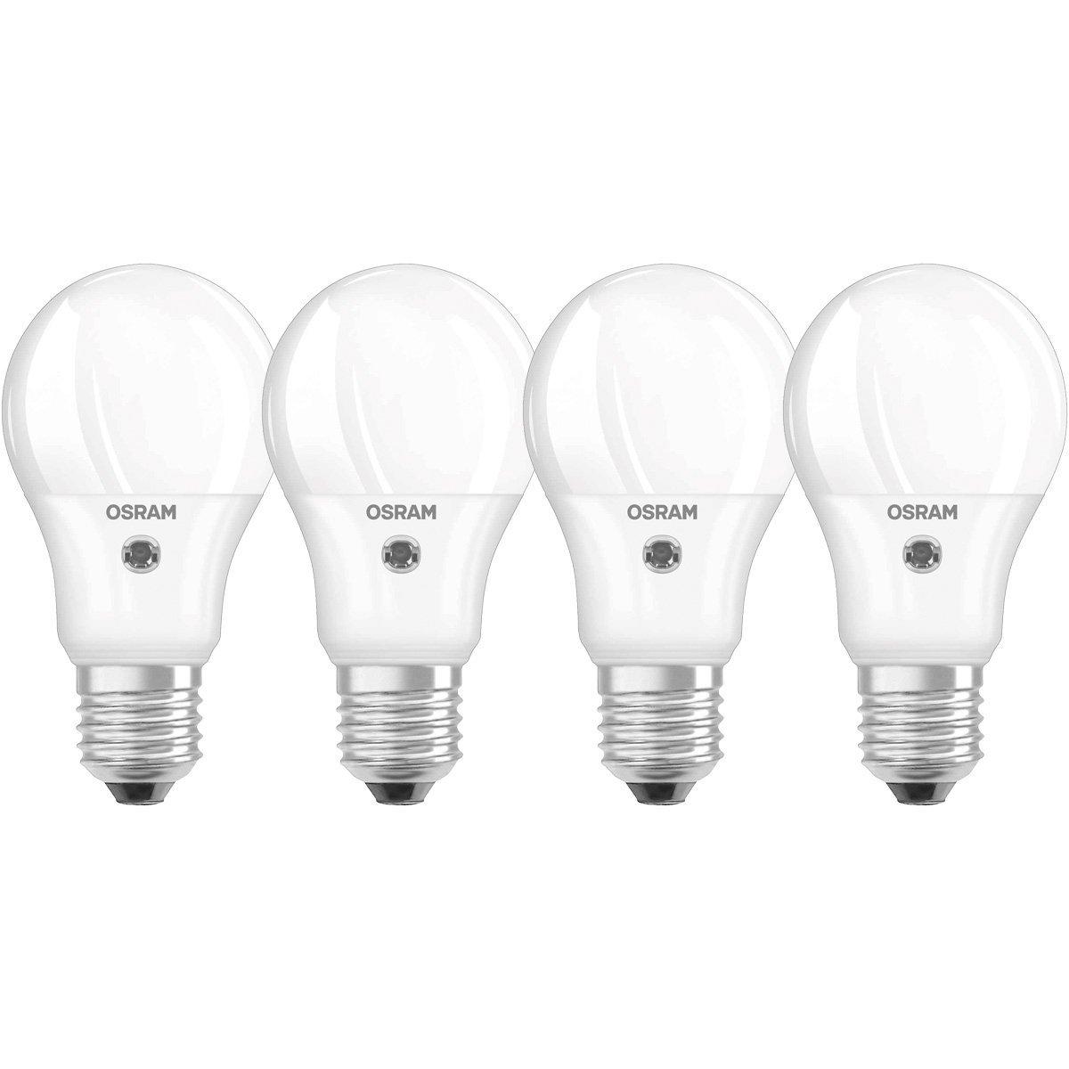 Osram LED Lampe 4er Pack E27 amazon