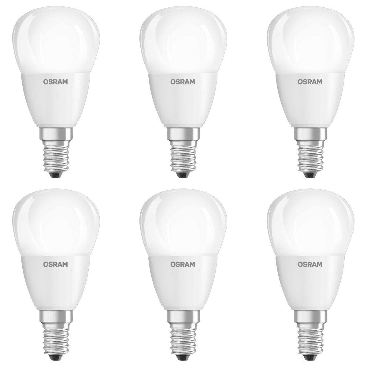 Osram LED Lampe 6er Pack amazon