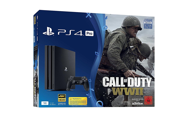 PS4 Pro Call of Duty amazon