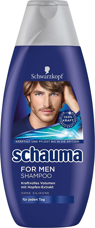 Schauma for men Shampoo amazon