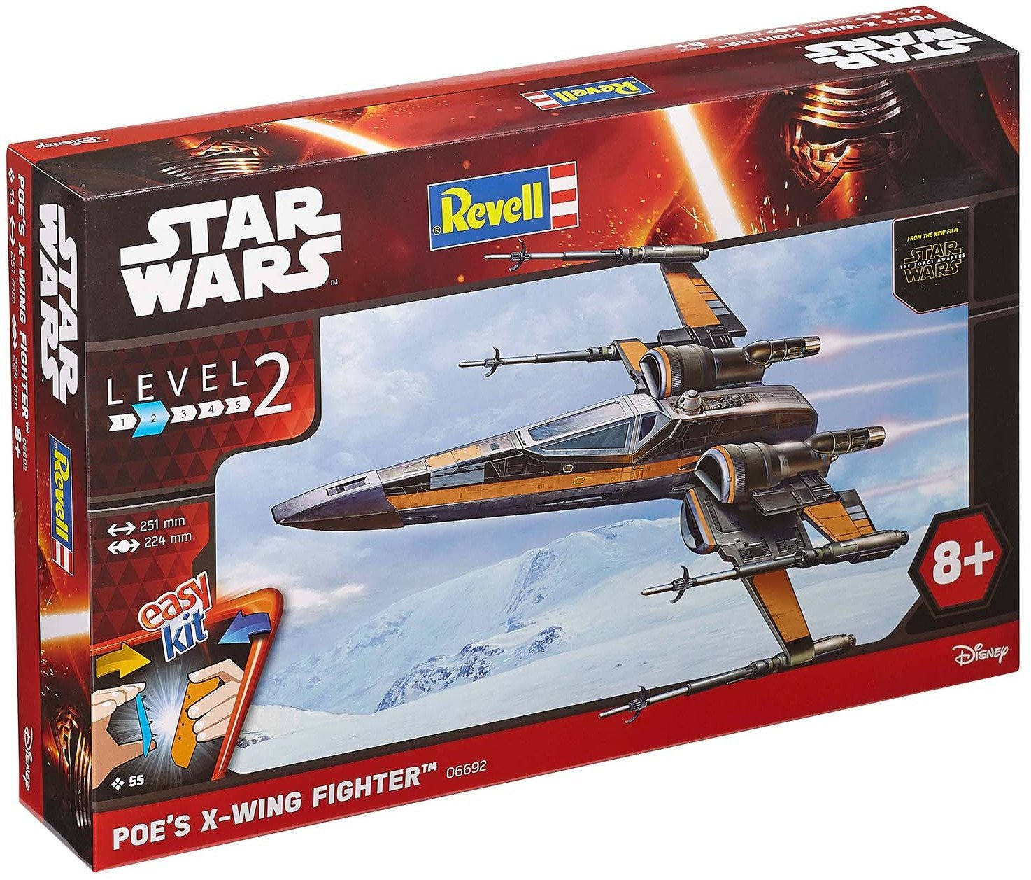 Star Wars Revell amazon