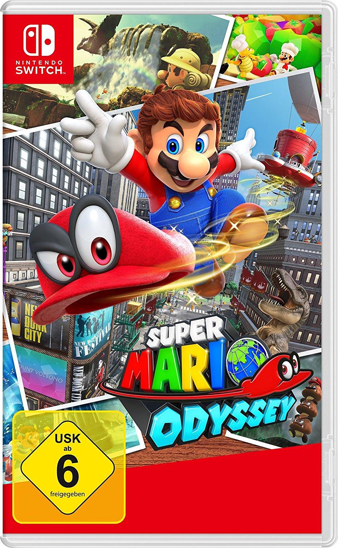 Super Mario Odyssey Nintendo Switch amazon
