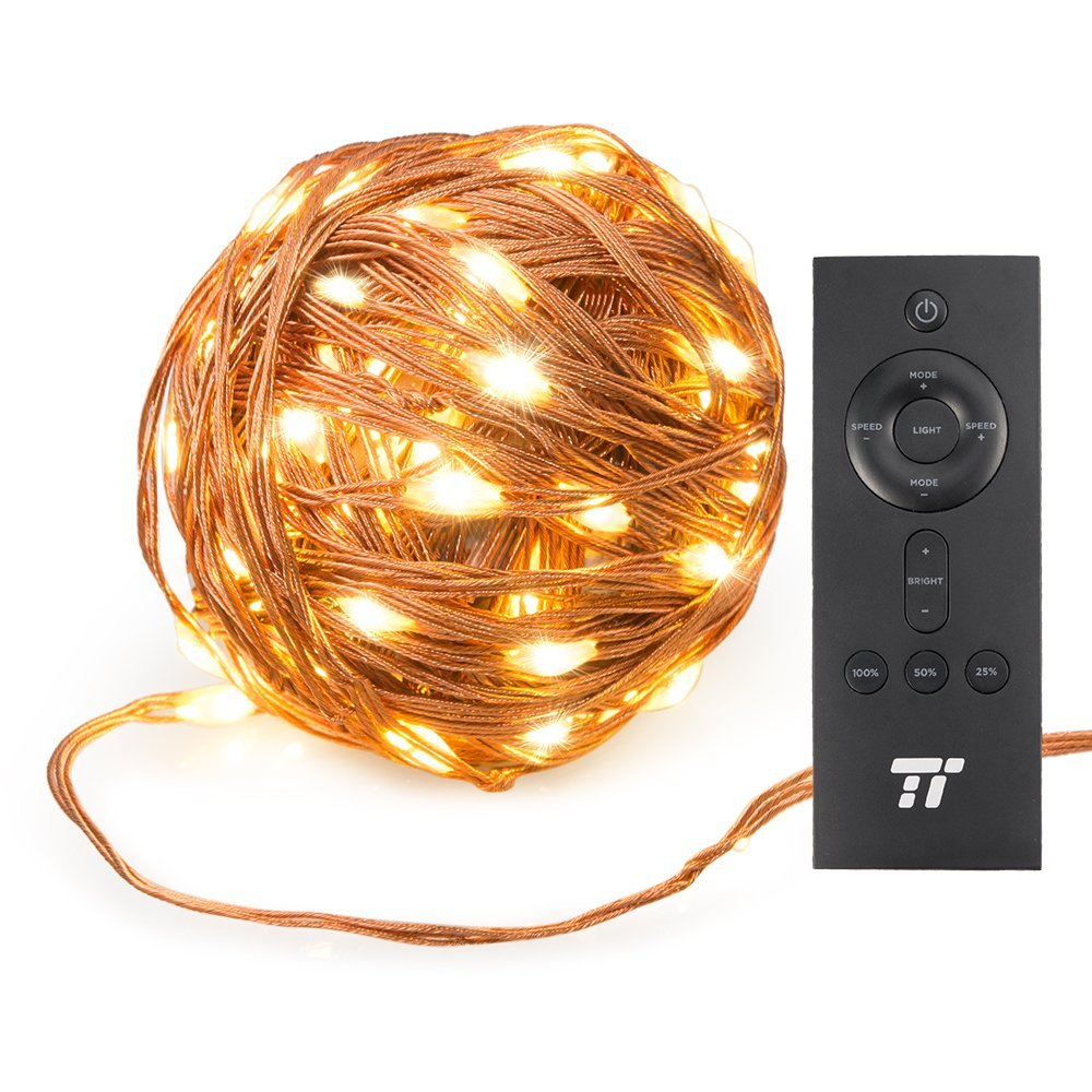 Tao Tronics LED Lichterkette amazon