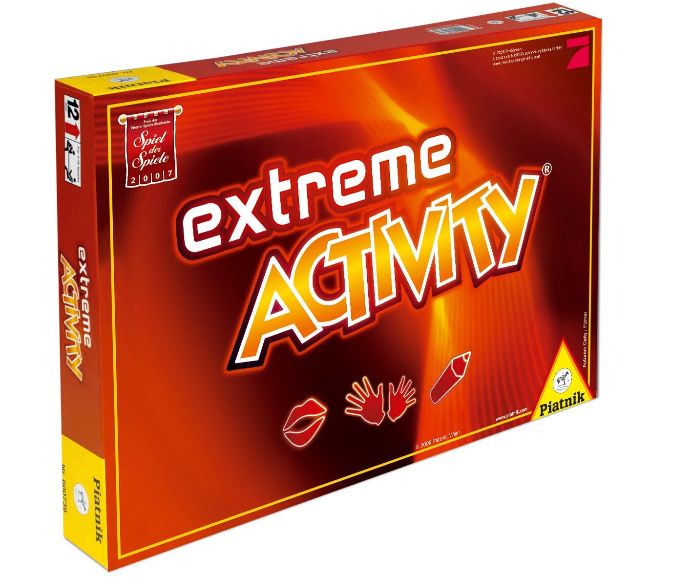 Activity Extreme Piatnik amazon