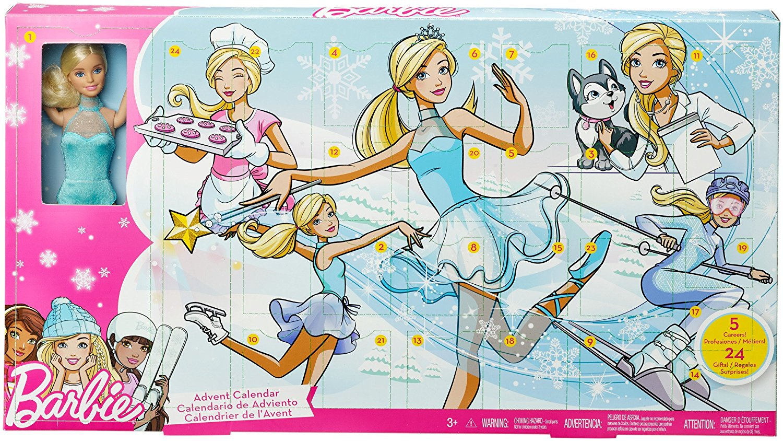 Barbie Adventskalender amazon