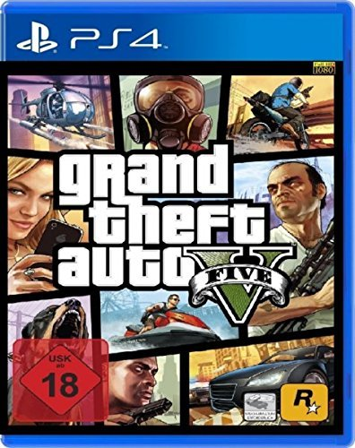 GTA Grand theft Auto PS4 amazon