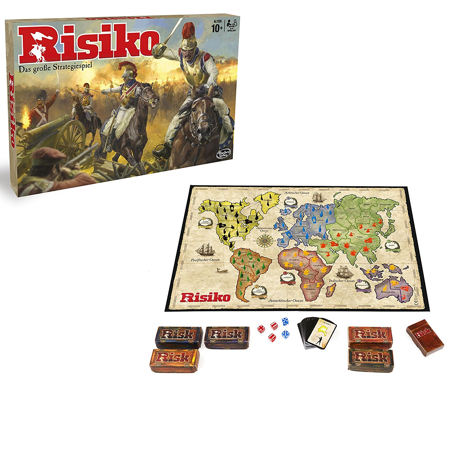 Hasbro Risiko amazon