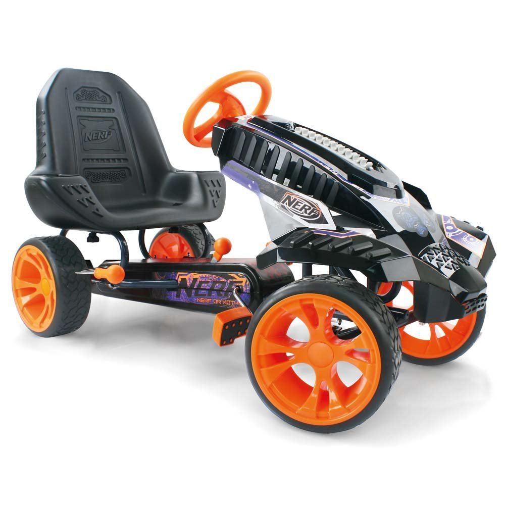 Hauck Nerf Battle Racer Go-Kart amazon