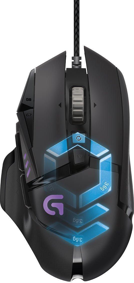 Logitech G502 Gaming Maus amazon