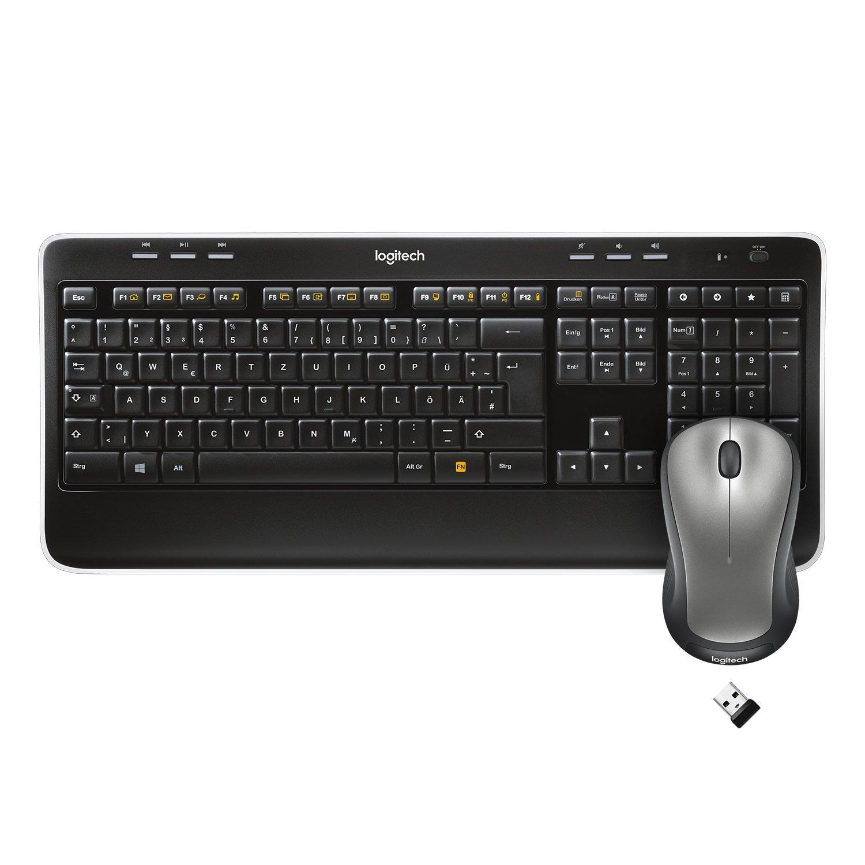 Logitech Maus Tastatur Combo amazon