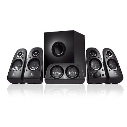 Logitech Z506 Lautsprechersystem amazon