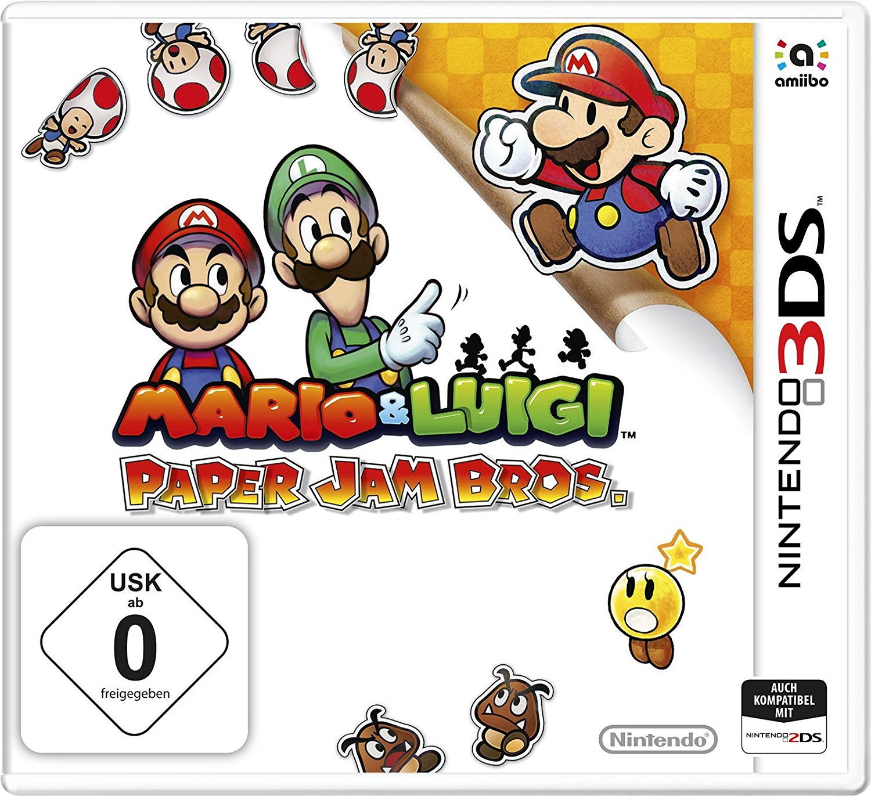 Mario und Luigi Nintendo 3DS amazon