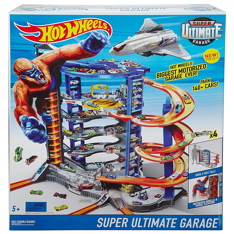 Mattel Megacity Parkgarage amazon