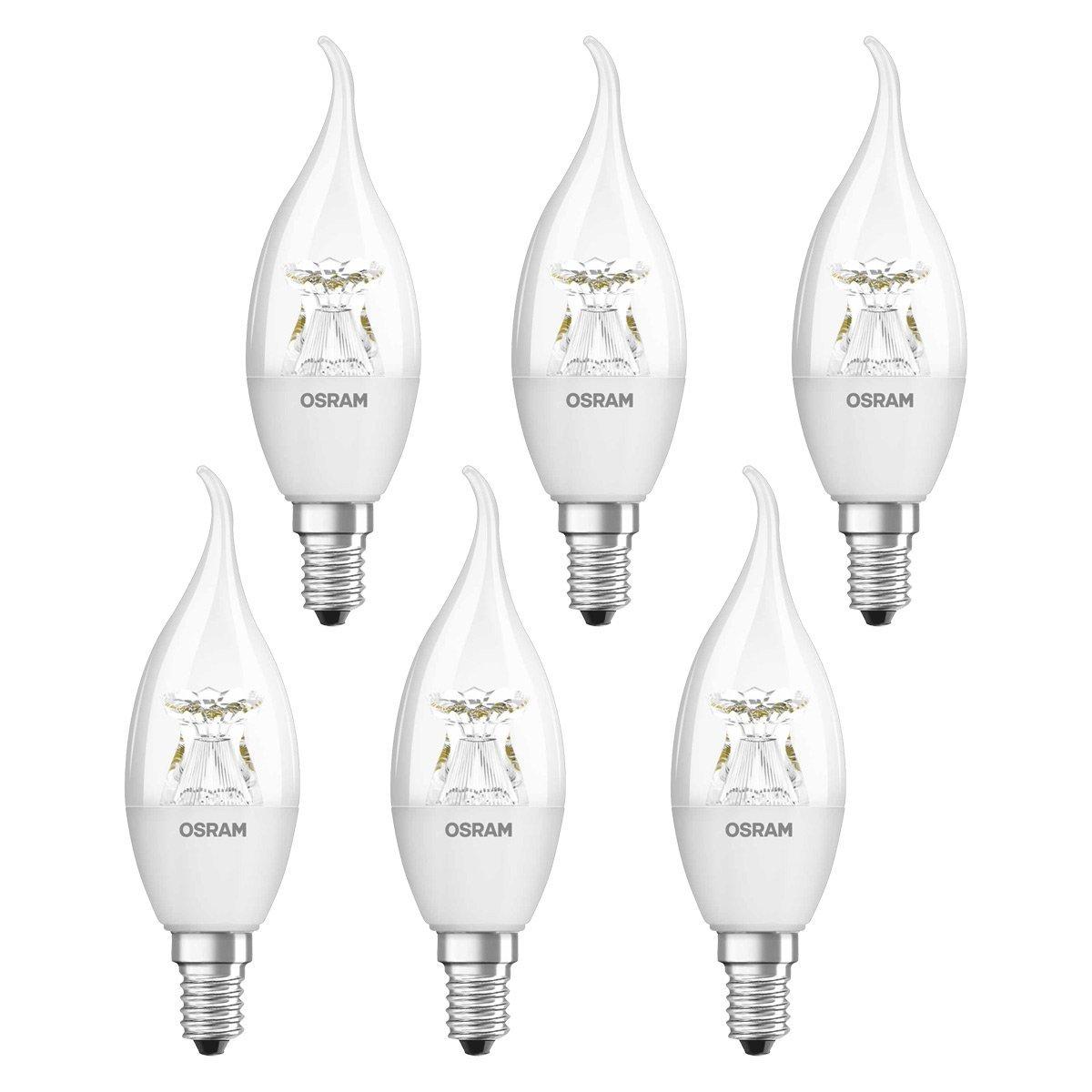 Osram LED Kerzenform amazon