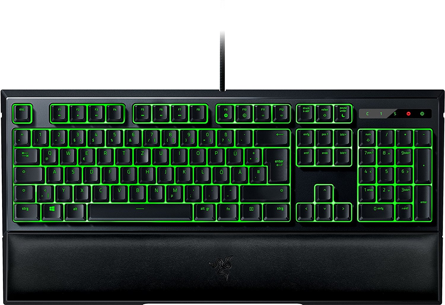 Razer Gaming Tastatur amazon