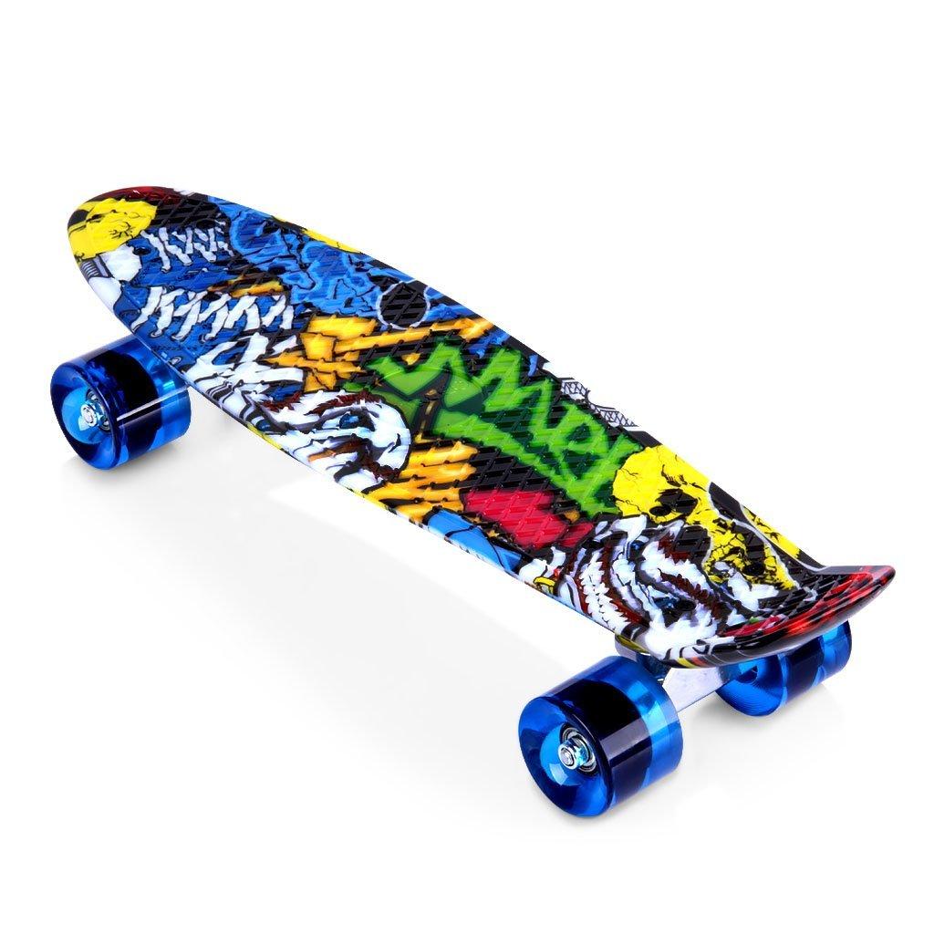 Enkeeo Mini Skateboard amazon