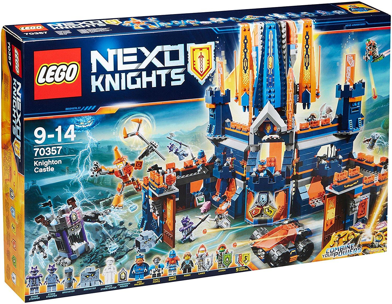 Lego Nexo Knights Schloss amazon
