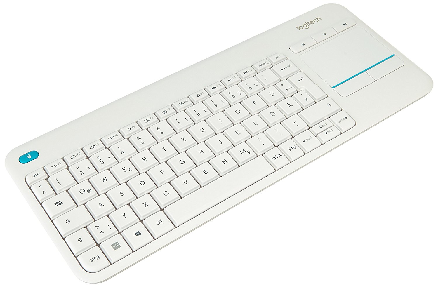 Logitech Tastatur Touchpad amazon