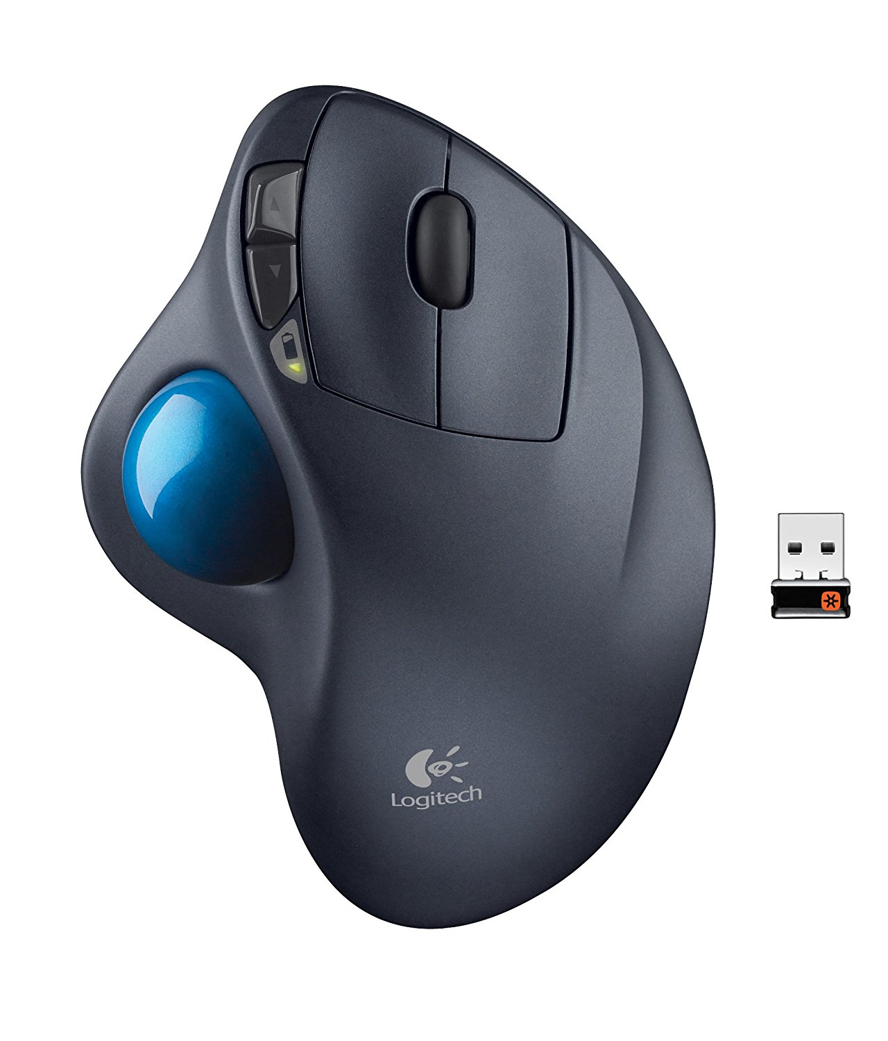 Logitech Trackball Maus amazon