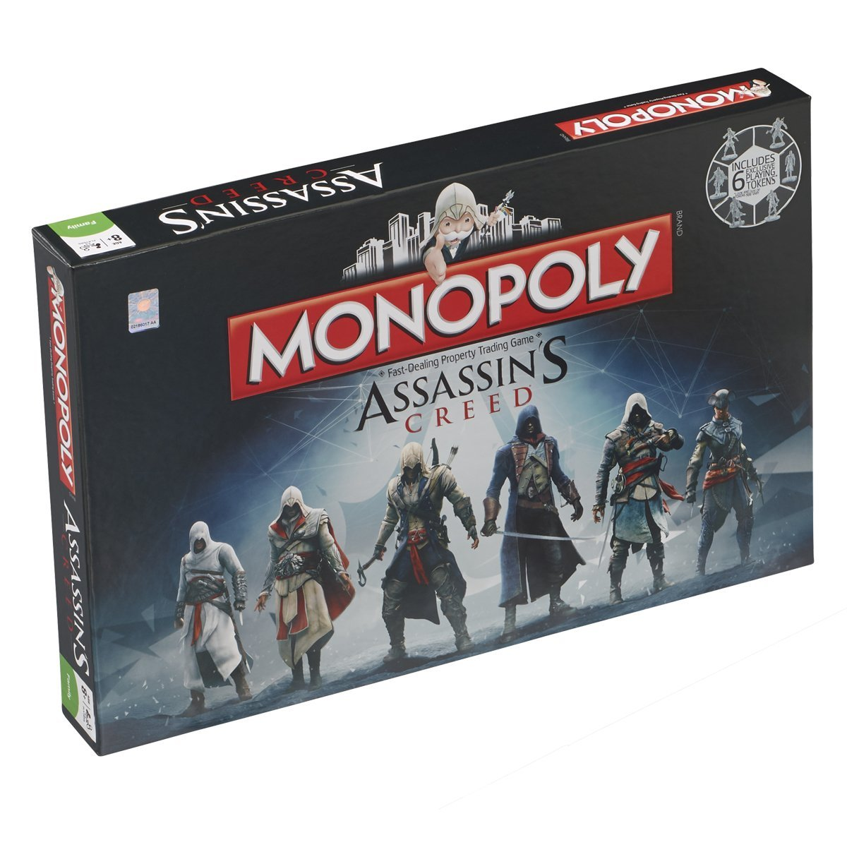 Monopoly Assassins Creed amazon