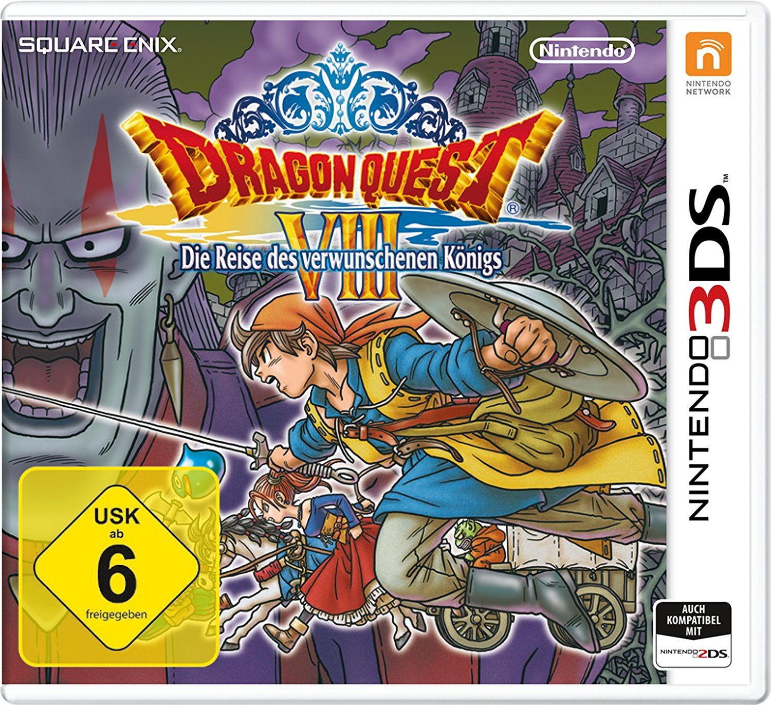 Nintendo 3DS Dragon Quest amazon