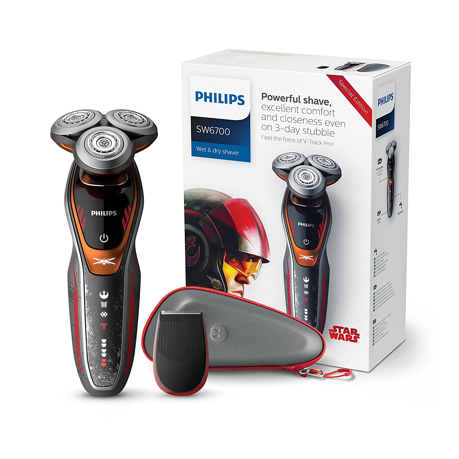 Philips Rasierer Star Wars Edition amazon