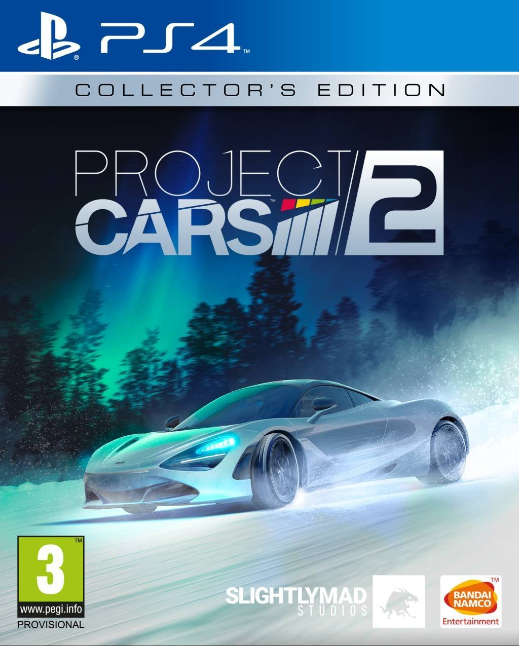 Project Cars 2 PS4 amazon