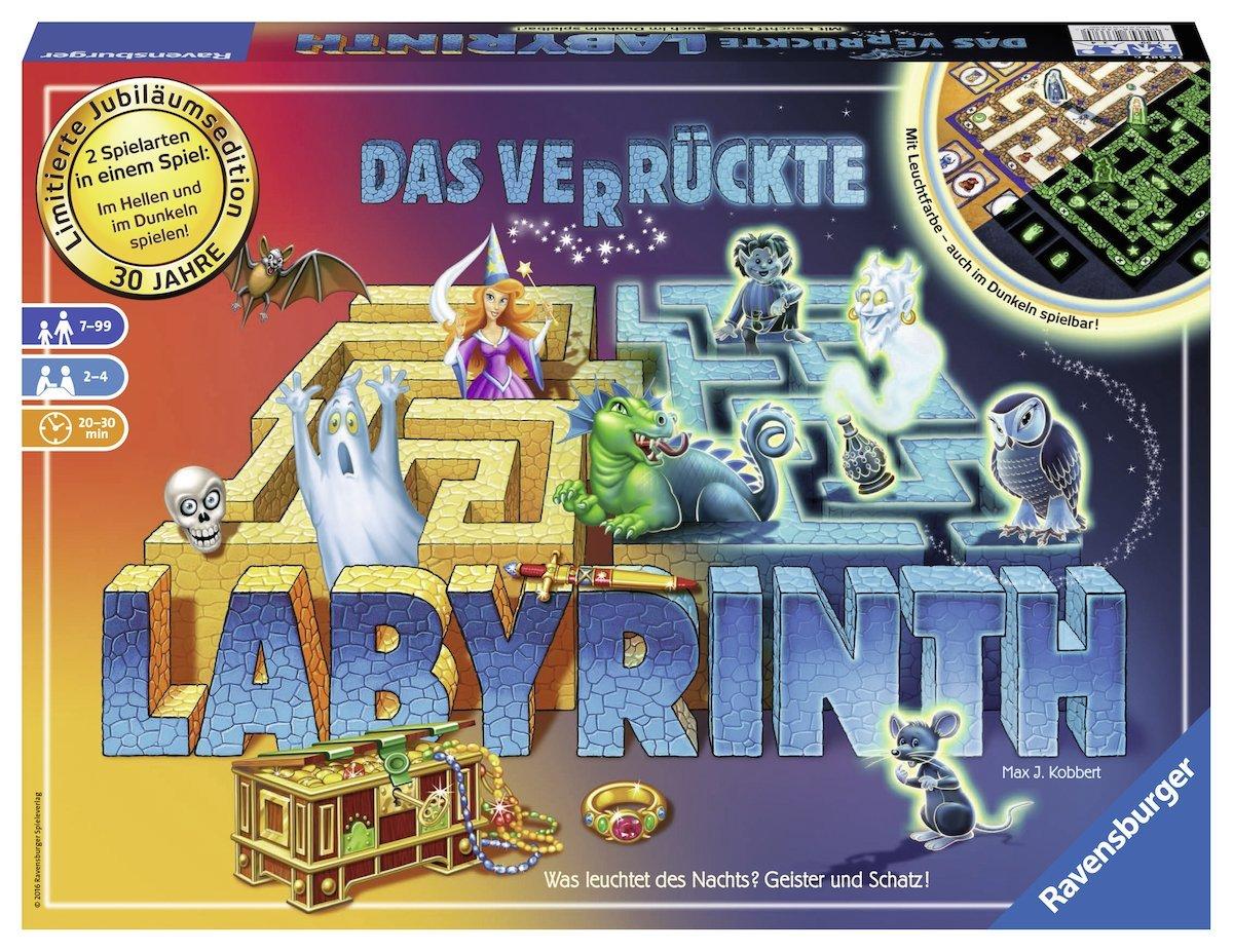 Ravensburger Das verrückte Labyrinth amazon