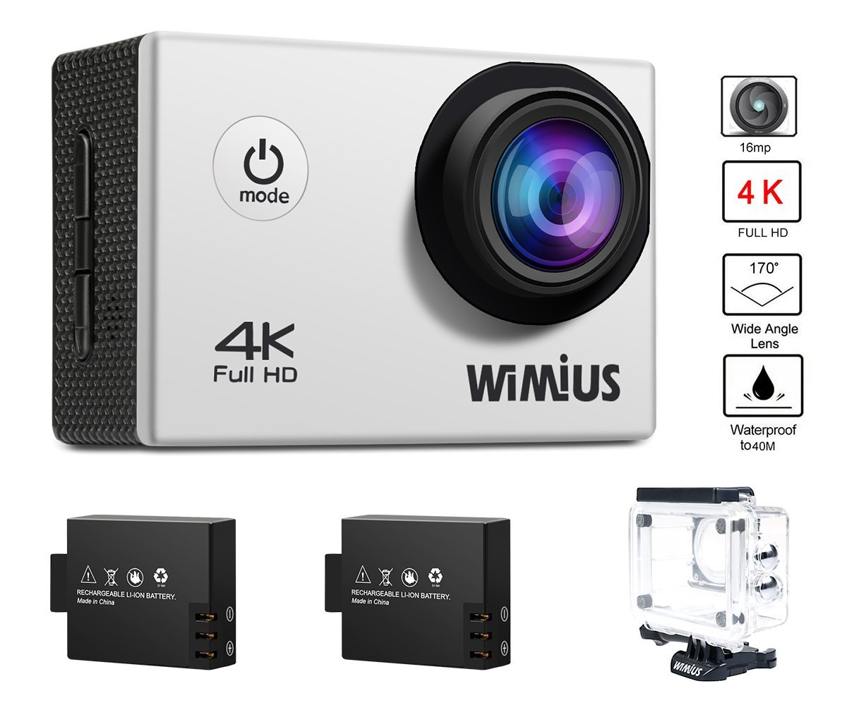 WiMiUS ActionCam amazon 4K