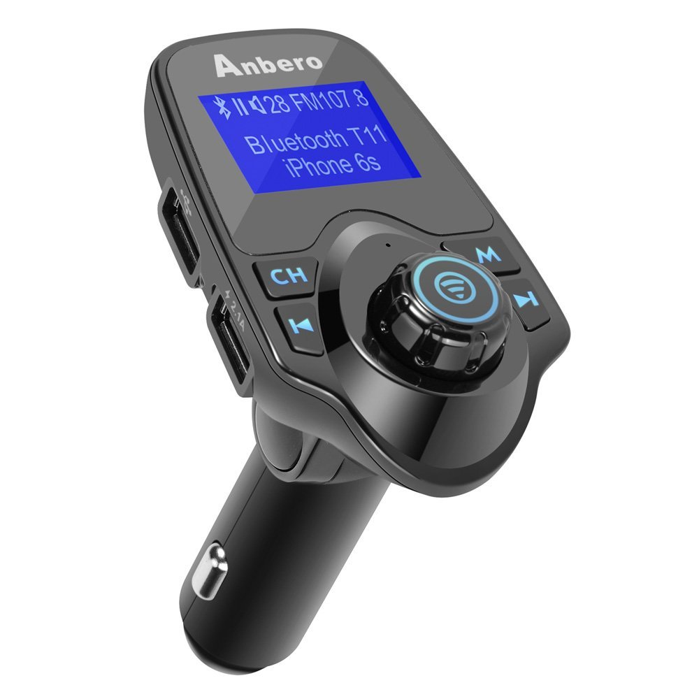 Bluetooth FM Transmitter amazon