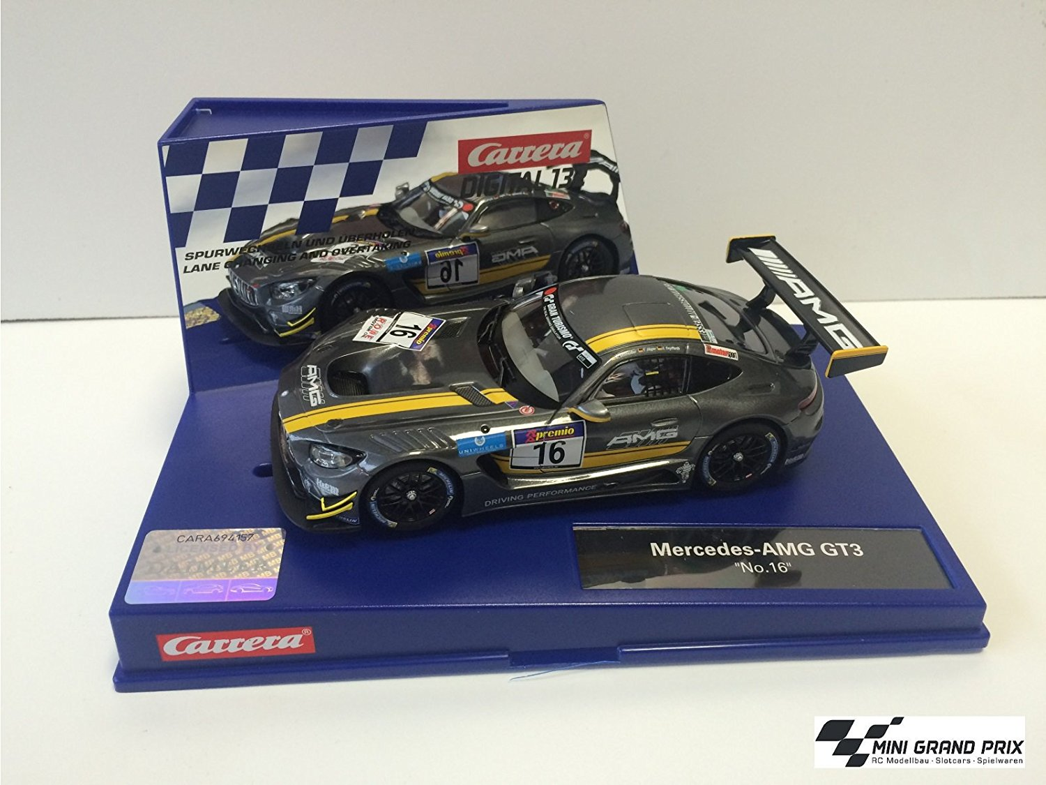 Carrera Mercedes AMG GT3 amazon