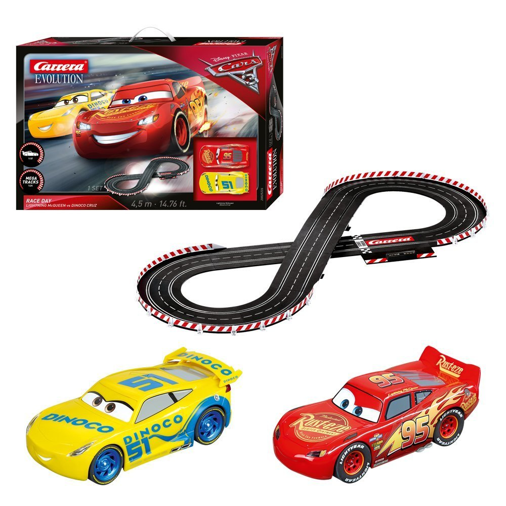 Cars 3 Carrera amazon