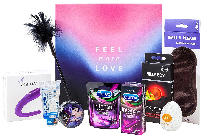 Erotik amazon Geschenkbox Valentinstag