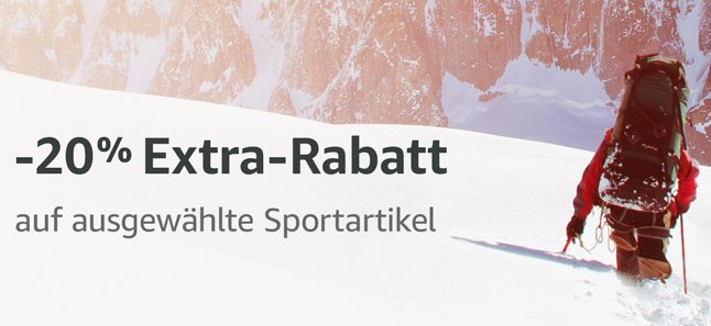 Sportartikel amazon