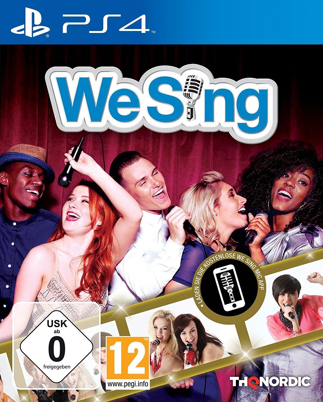 We Sing PS4 amazon